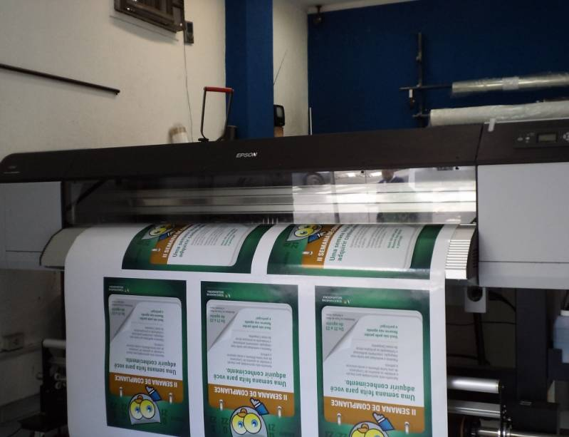 Gráfica Rápida para Impressão A1 Jaguaré - Gráfica Rápida para Impressão a Laser