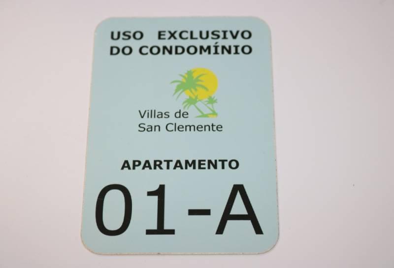 Impressões em Cartão de PVC Tremembé - Impressão em PVC