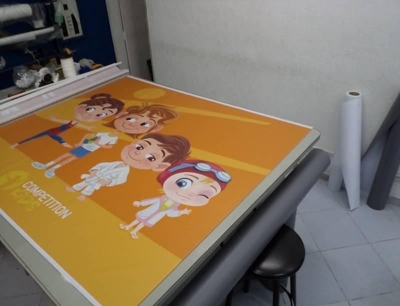 Onde Encontro Banner para Loja Pacaembu - Banner em Lona com Ilhos