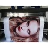 banner de lona com foto preço Santana
