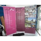banner em papel fotográfico em sp Glicério