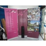 gráfica de banner personalizado Cidade Ademar