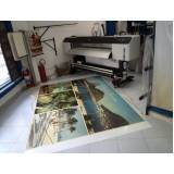 impressão digital para livro Vila Romana