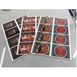 impressão em canva para comunicação visual em sp Capão Redondo