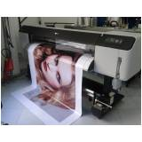 impressão fotográfica em PVC Aclimação