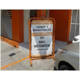 serviço de comunicação visual para empresa Vila Maria